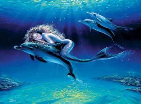 Morské panny (kreslené)
